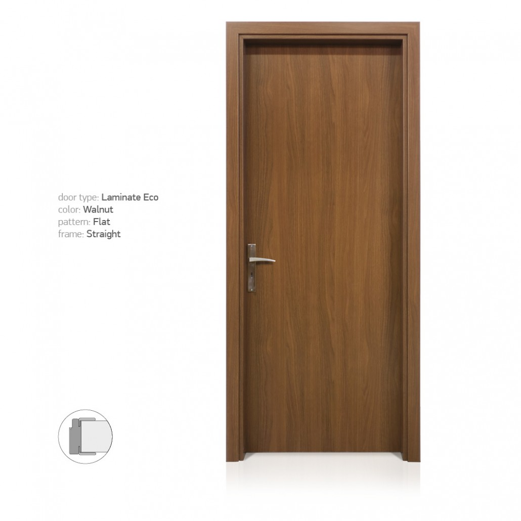 laminate eco intradoor interior door industry